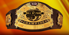 Image of EAW Hall of Fame Championship