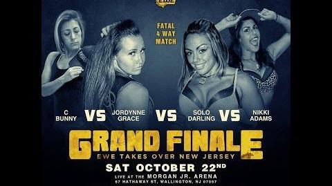 Elite Wrestling Entertainment - Jordynne Grace vs Solo Darling vs Nikki Addams vs C Bunny