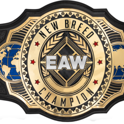 EAW New Breed Championship