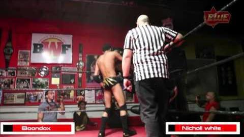 Elite Wrestling Entertainment - Boondox Vs Nicholi White