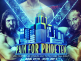 EAW Pain for Pride X
