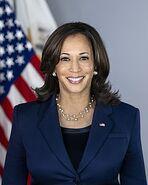 Kamala Harris Vice Presidential Portrait