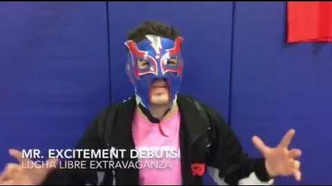 Ryan Kidd debuts for Elite Wrestling Entertainment