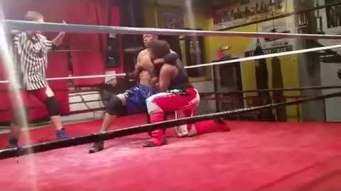 Elite Wrestling Entertainment - EWE Hardcore city 5 NicholI White vs Havoc