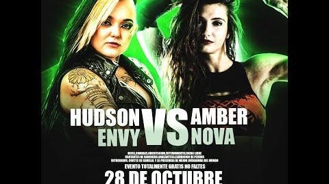 Elite Wrestling Entertainment - Kill Em All - Hudson Envy Vs Amber Nova