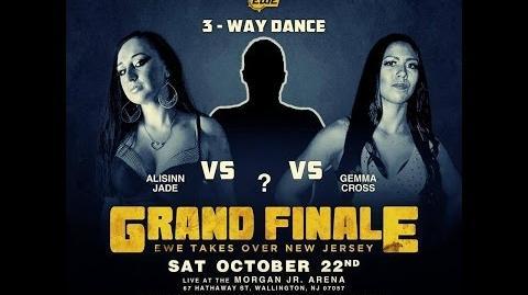 Elite Wrestling Entertainment - Alisinn Jade vs Raena Skye vs Gemma Cross