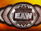 EAW Vixens Championship