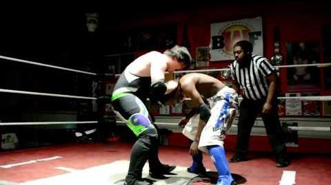Elite Wrestling Entertainment - In Your House - Cause & Effect Vs Jon E Nelson & James Tyler