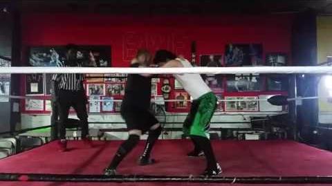 Elite Wrestling Entertainment - Practice Match - NYC VCW EWE fights - Leo Vs NXZN
