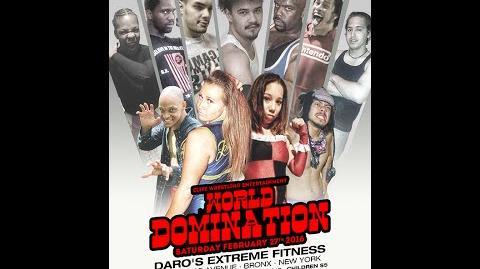 Elite Wrestling Entertainment - World Domination - 2-27-16