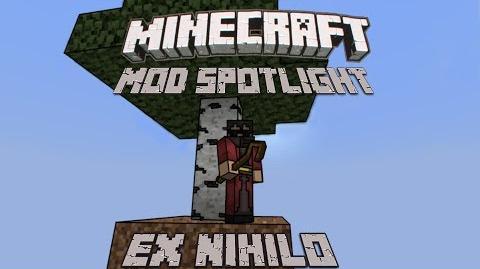 Mod Spotlight! Ex Nihilo - The Skyblock Companion Mod