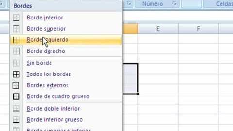 Excel 2007 - Primeros Pasos - Parte I
