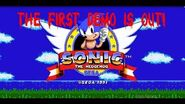 Sonic.EXE- The Destiny- The First Demo Launch Trailer