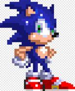 Sonic (Sprite)