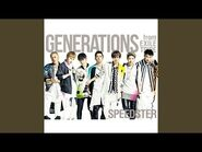 GENERATIONS from EXILE TRIBE - TRANSFORM (audio)