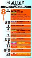 BALLISTIK BOYZ - SUM BABY event calendar updated