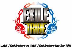 EXILE TRIBE Nidaime J Soul Brothers VS Sandaime J Soul Brothers Live Tour 2011 ~Keishou~