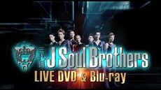 "Sandaime_J_Soul_Brothers_-_LIVE_TOUR_2012_""0_~ZERO~""_LIVE_DVD&Blu-ray_SPOT_(LIVE_ver.)"