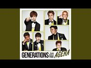GENERATIONS from EXILE TRIBE - ALL FOR YOU (English Version) (audio)