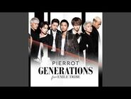 GENERATIONS from EXILE TRIBE - Namida (English Version) (audio)