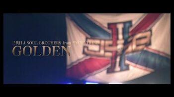 GOLDEN (Live ver.)