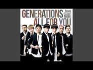 GENERATIONS from EXILE TRIBE - I Believe In Miracles (audio)
