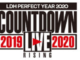 "LDH PERFECT YEAR 2020 COUNTDOWN LIVE 2019▶︎2020 ""RISING"""