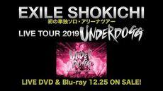 EXILE_SHOKICHI_LIVE_TOUR_2019_UNDERDOGG_(TEASER_1)