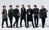 Sandaime J Soul Brothers - ORION promo