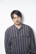 Aoyagi Sho (July 2021)