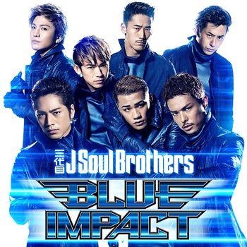 BLUE IMPACT 2CD+2Blu-ray/2CD+2DVD