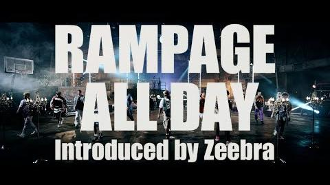 RAMPAGE ALL DAY