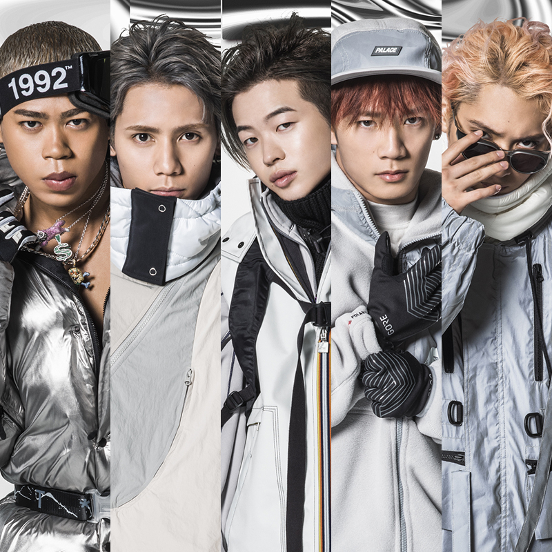 MA55IVE THE RAMPAGE