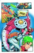 Golden City Comic page 2