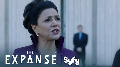 THE EXPANSE Season 2 Premiere 'Spy for Hire' Syfy