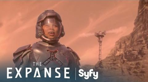 THE EXPANSE Season 2 Episode 1 Sneak Peek Syfy
