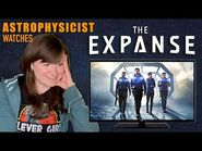 An Astrophysicist reacts to THE EXPANSE