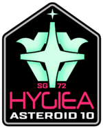 Hygiea Station logo