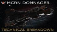 MCRN Donnager Technical Breakdown Battle Royale Series