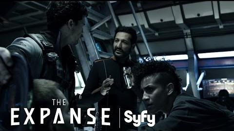 THE EXPANSE Inside The Expanse Episode 5 Syfy