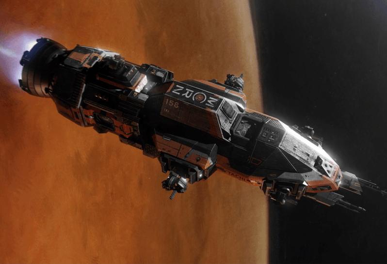 Ando (spacecraft)