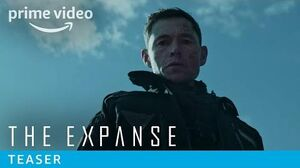 The Expanse Season 4 - Teaser Premiere Date Prime Video
