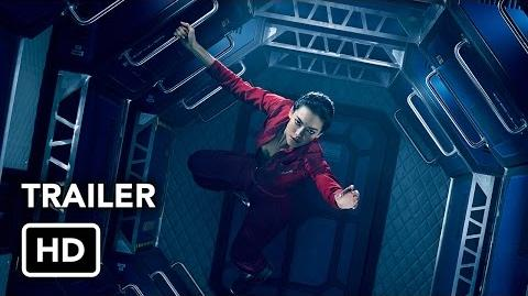 The Expanse (Syfy) Comic-Con 2015 Trailer HD