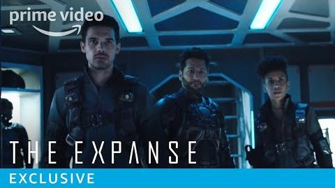 The Expanse - Seasons 1, 2, and 3 Now Streaming Prime Video