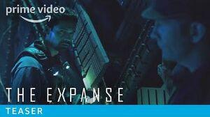The Expanse - Teaser TCA Season 4 Sizzle Prime Video