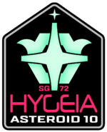 Hygeia Station logo