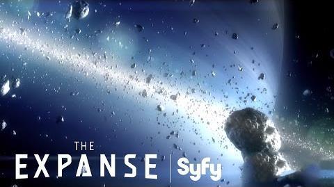 THE EXPANSE (Original Trailer) Syfy