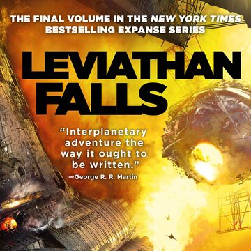 Leviathan Falls The Expanse Wiki Fandom