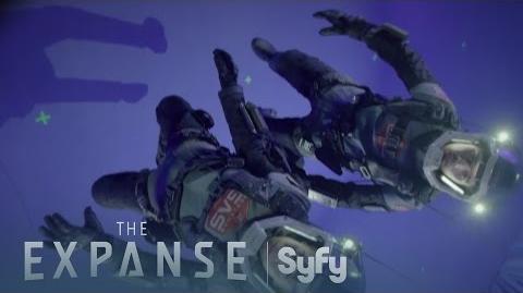 THE EXPANSE Inside The Expanse Episode 8 Syfy