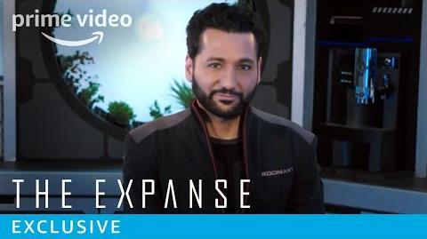 The Expanse - Featurette For Newbies Prime Video